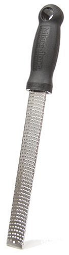Microplane Classic Zester/Grater, Black