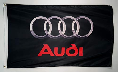 N CENTS 3x5 Foot Polyester Flag Banner for Auto Car Fans with Brass Grommets