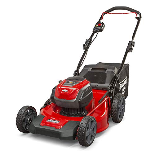 Snapper XD 82V MAX Electric Cordless 21' Push Lawn Mower, Battery and Charger Not Included