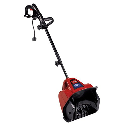 12 In. Power Shovel Electric Snow Blower