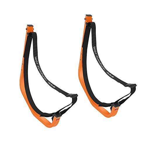1225 RAD Sportz Easy Hanger Kayak Rack and Stand-Up Paddle Board Holder ,Orange