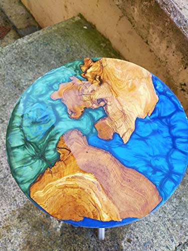 Coffee table top, epoxy table top, wooden table top, resin table top, river table top