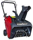 PowerSmart DB7005 21 Inch 196 cc Single Stage Snow Thrower (DB7005-21)