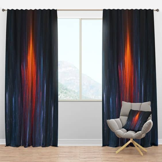 24 masculine curtains designs ideas 1