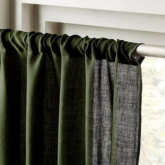 24 masculine curtains designs ideas 3