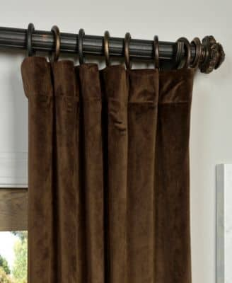 24 masculine curtains designs ideas 4