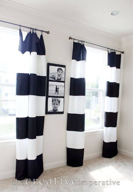 24 masculine curtains designs ideas 6